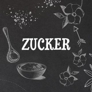 Kräuter-&Blütenzucker